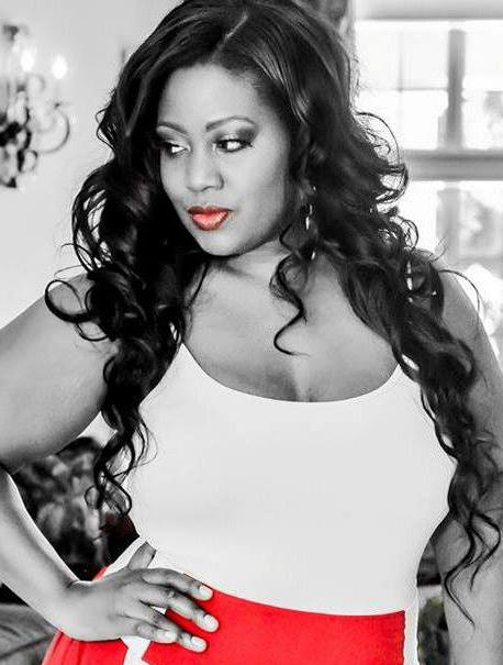 GlamCurvy supports Ms. Georgia Plus Size America 2013.. Chakiva Felder