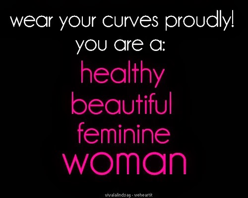 Wear your Curves Proudly!