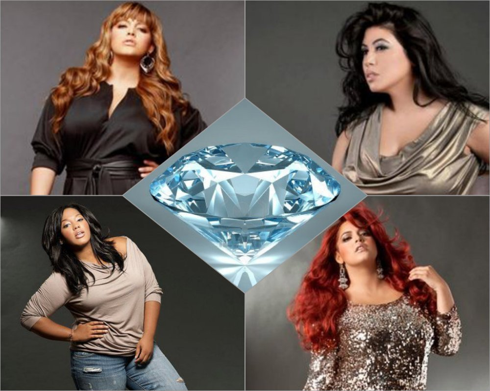 Collage Diamond